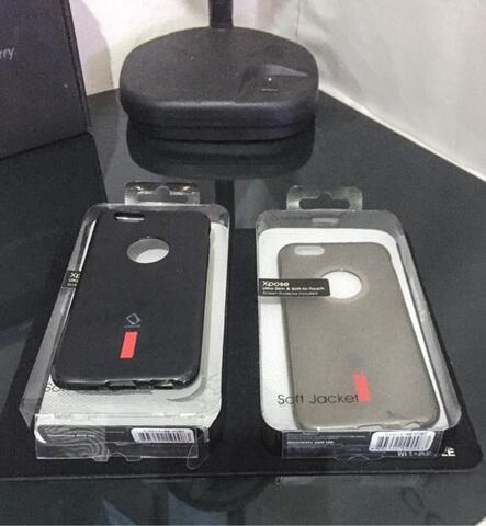 Case softjacket iPhone 6 dan 6+ capdase