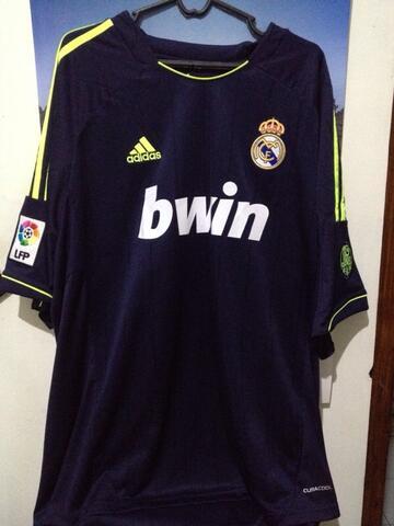 REAL MADRID AWAY 2012-2013 ORIGINAL