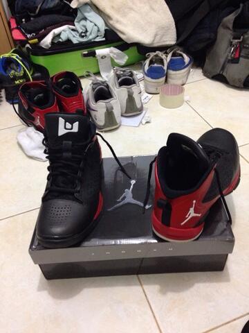 Terjual jual sepatu basket air jordan fly wade 2 bandung  8768a07621