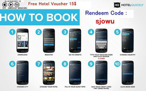 [Share] Free Voucher Hotel 130rb Gunakan Kode Promo SJOWU