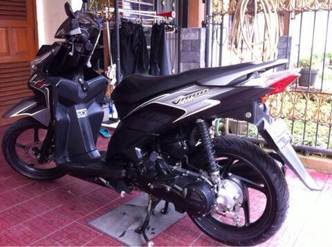 honda vario Techno Cbs 110 2010 Violet Silver Tangan Pertama (Bandung)