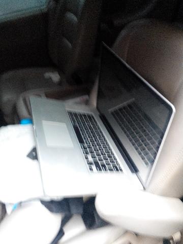 """Macbook Pro 17"""" C2D Jual apa adanya"""