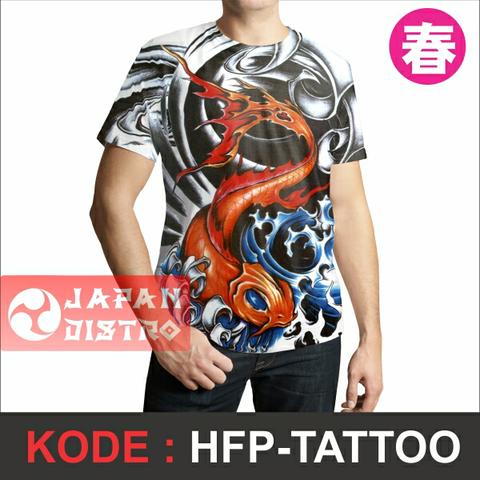 Kaos Jepang | HFP-TATTOO