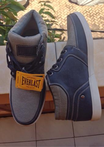 WTS CASUALS SHOES EVERLAST MBOIS
