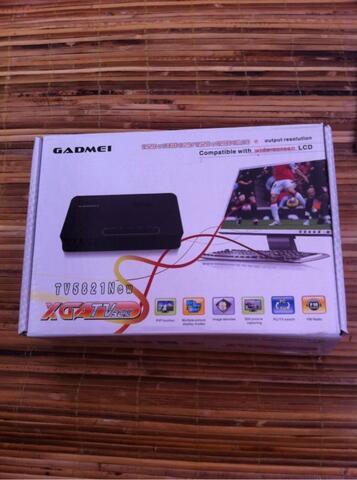 Tv Tuner Gadmei LCD/LED 100k aja gan