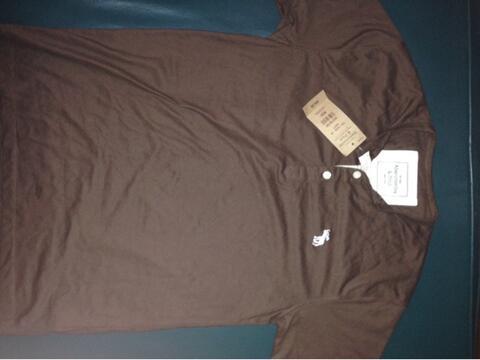 Terjual t shirt   kaos abercrombie and fitch original not topman ... 2d82313602