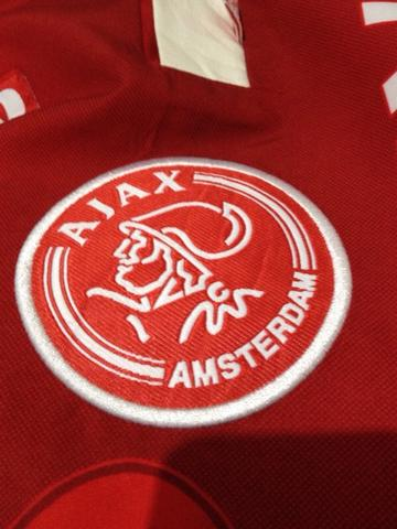 JERSEY VINTAGE AJAX AMSTERDAM 1998/1999
