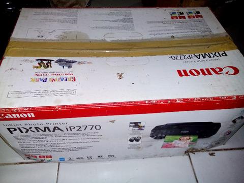 Jual Printer Canon Pixma iP2770 Infus Murah