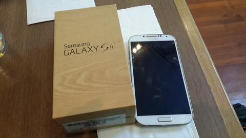 Samsung Galaxy S4 White Malang