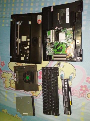 Pretelan Laptop Axioo MNC 115p