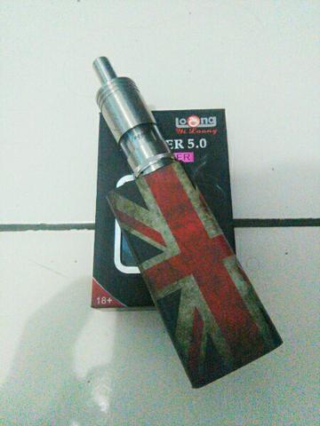 Smok Xpro M65 + VTC4 + Fogger / Little Boy
