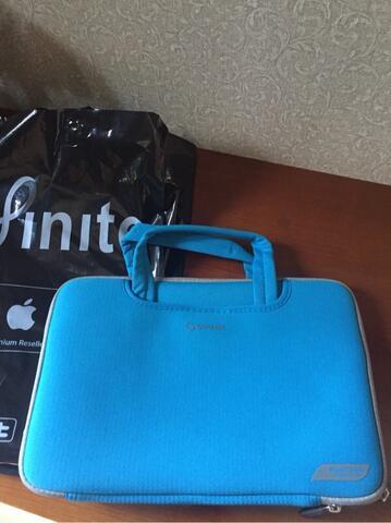 Capdase Case Macbook Air 11 (Salah Beli)