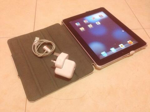 Jual Ipad 1 64 Gb Wifi + Celluler