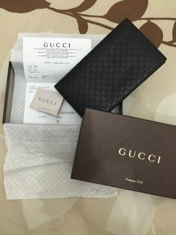 BNIB Authentic Gucci long wallet