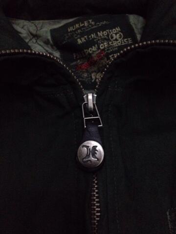 Hurley M65 Command jacket bukan avirex / alpha industries
