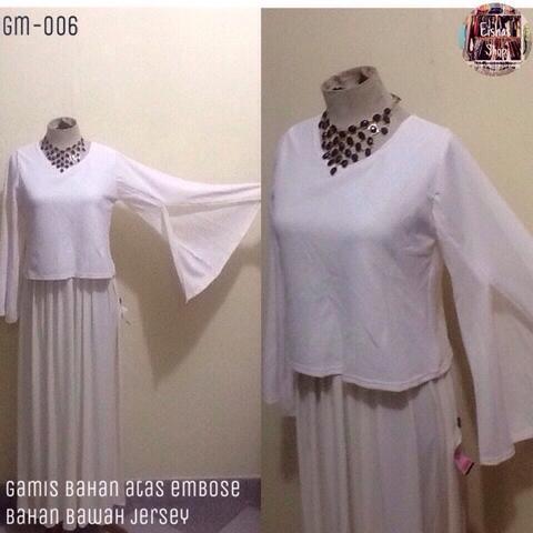 [ Eisha's Shop ] Koleksi Berbagai Macam Jenis Gamis Trend Model 2015
