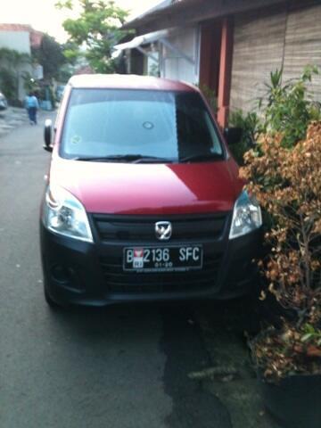 Gadai atau Over Kredit Suzuki Karimun Wagon R GA