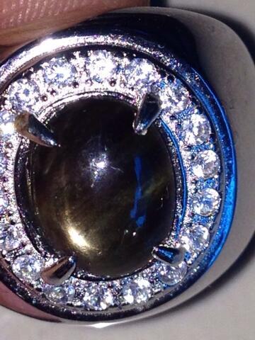 dijual black safir star 6 (NTD)