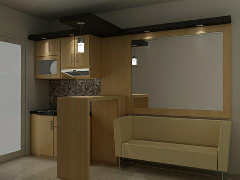 Kitchen set, Lemari, Bed set, custom furniture Jakarta Murah mewah