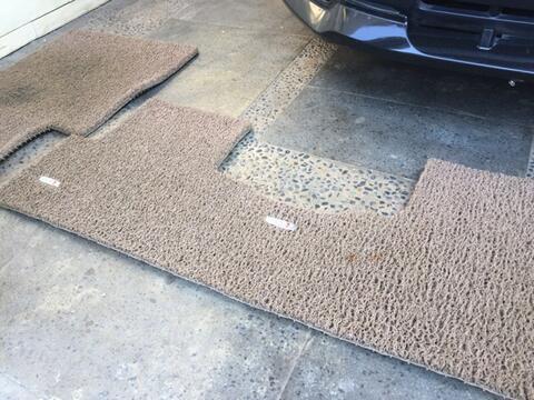 Karpet Comfort Premium ex CRV Gen 3
