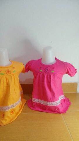Baju Dress Anak Perempuam