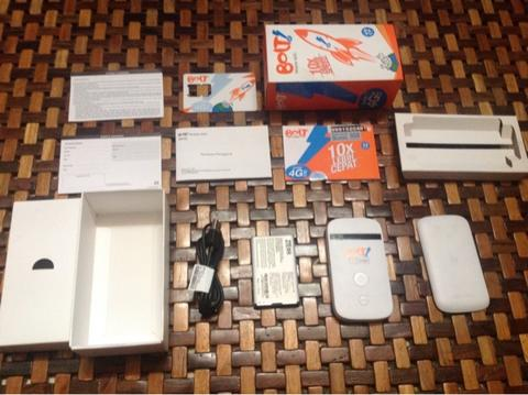 Modem Bolt MF90 Mobile Wi Fi second 2nd murah!