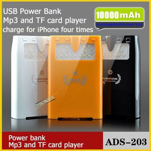 POWERBANK MP3 10.000MAH