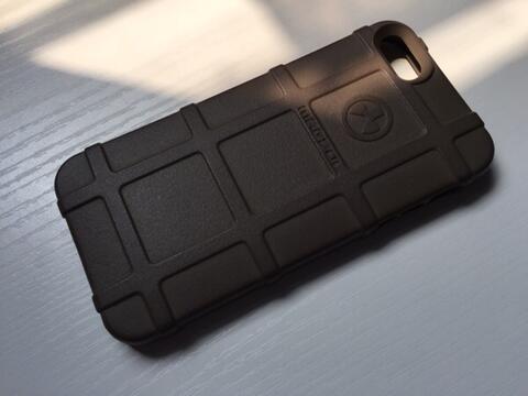 Magpul case for iPhone 5s muraaaaaaaah!!!!