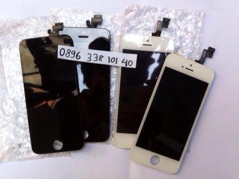 Jual LCD iPhone 5/5S Tersedia warna putih dan hitam