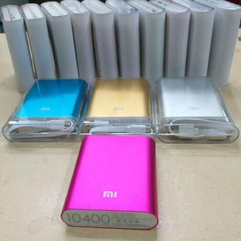 POWERBANK XIAOMI 10400mah (GOOD QUALITY)