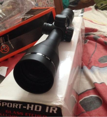 Scope Hawke IR Series 3-9x40
