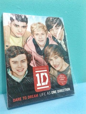Wts 100% Official One Direction Biography