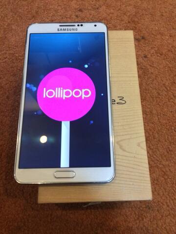 Samsung Galaxy Note 3 Fullset Bs Tt