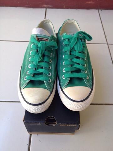 Converse All Star Original Green