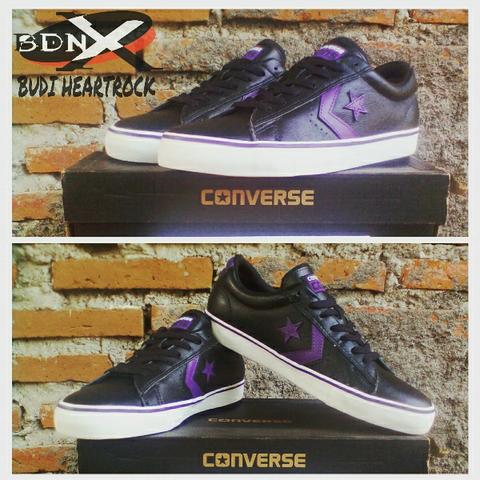 sepatu converse leather original BNIB