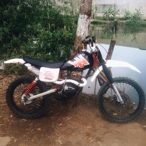 Honda Gl 145 Trail Vintage