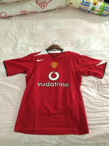 manchester united jersey 04-06 original