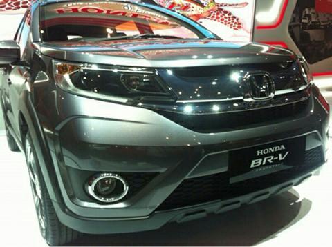 New HondaBRV- LSUV 7 Setter, BR-V BANDUNG INTERIOR EXTERIOR RESMI