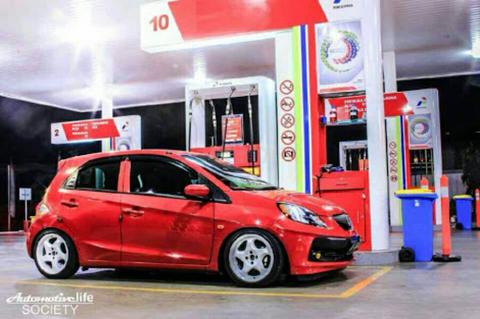 Honda Brio. Gelegar diskon full cicilan murah Bandung