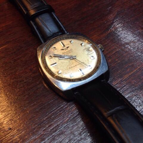 Terjual Jam Tangan Vintage Jadul Antik Kuno Merk Wingo Manual db8d7c8065