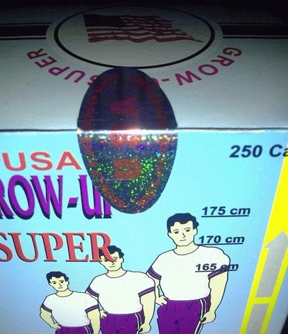 Peninggi Badan USA GROW-UP SUPER ORIGINAL