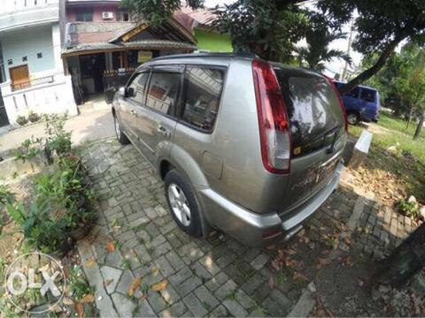 Nissan Xtrail ST A/T 2005