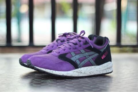 WTS Asics Gel Saga HN510 Purple Grey