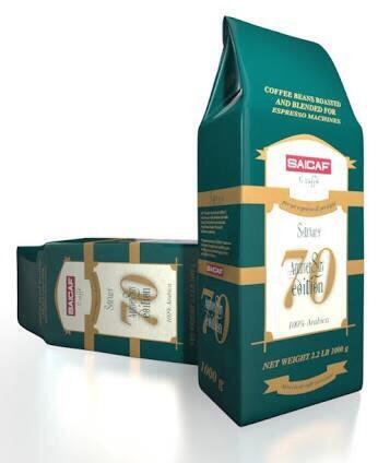 Saicaf espresso coffee