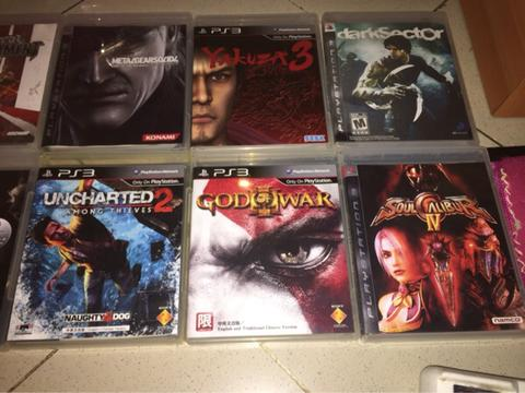 FAST SALE! BD PS3 (2nd Like NEW)