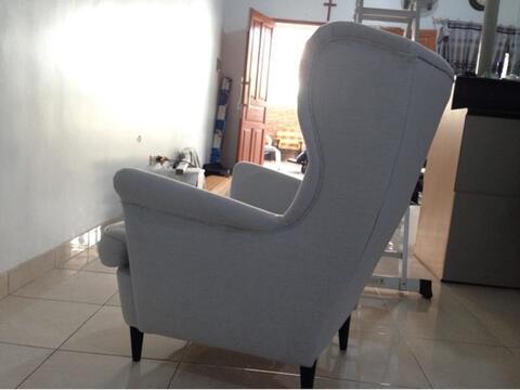 armchair atau wing chair ikea