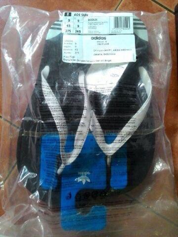 Adidas Men Adi Sun Flip Flop Sandals