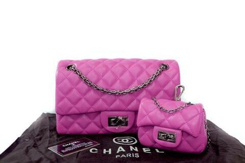 Terjual Tas Chanel Yuni Shara Mom Kid  53f68aad3f