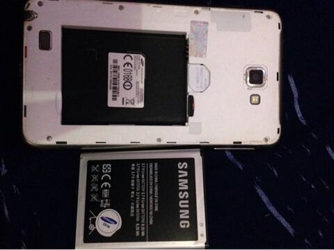 Samsung Galaxy Note N7000 ex SEIN White Surabaya