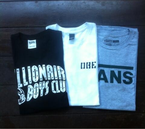 BILLIONAIRE BOYS CLUB | OBEY | VANS | ORIGINAL